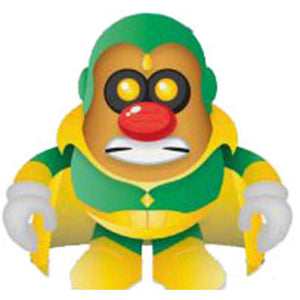 Marvel Vision Mr Potato Head Poptater