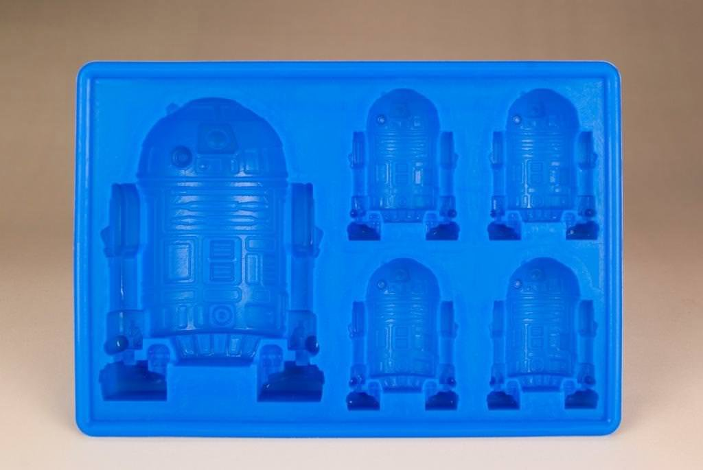 Star Wars Silicone Tray R2D2