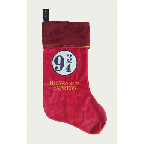 Harry Potter 9 3/4 Stocking