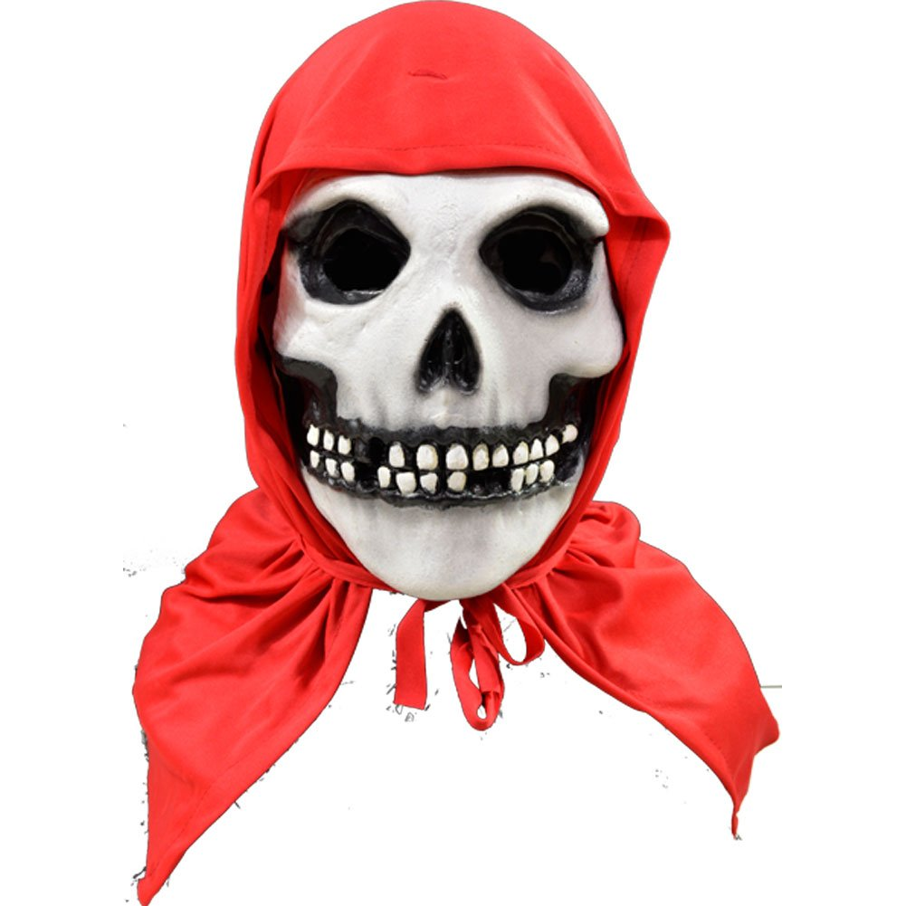 Misfits The Fiend (Red Hood) Full Head Adult Costume Mask