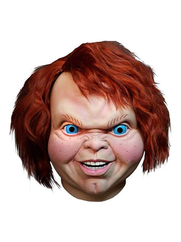 Evil Chucky Adult Costume Mask