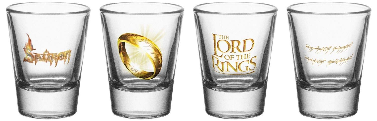 Shot Glasses Lord Of The Rings (Ring)