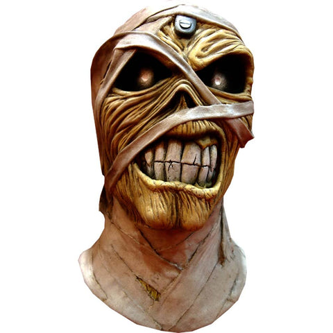Iron Maiden Powerslave Cover Mask