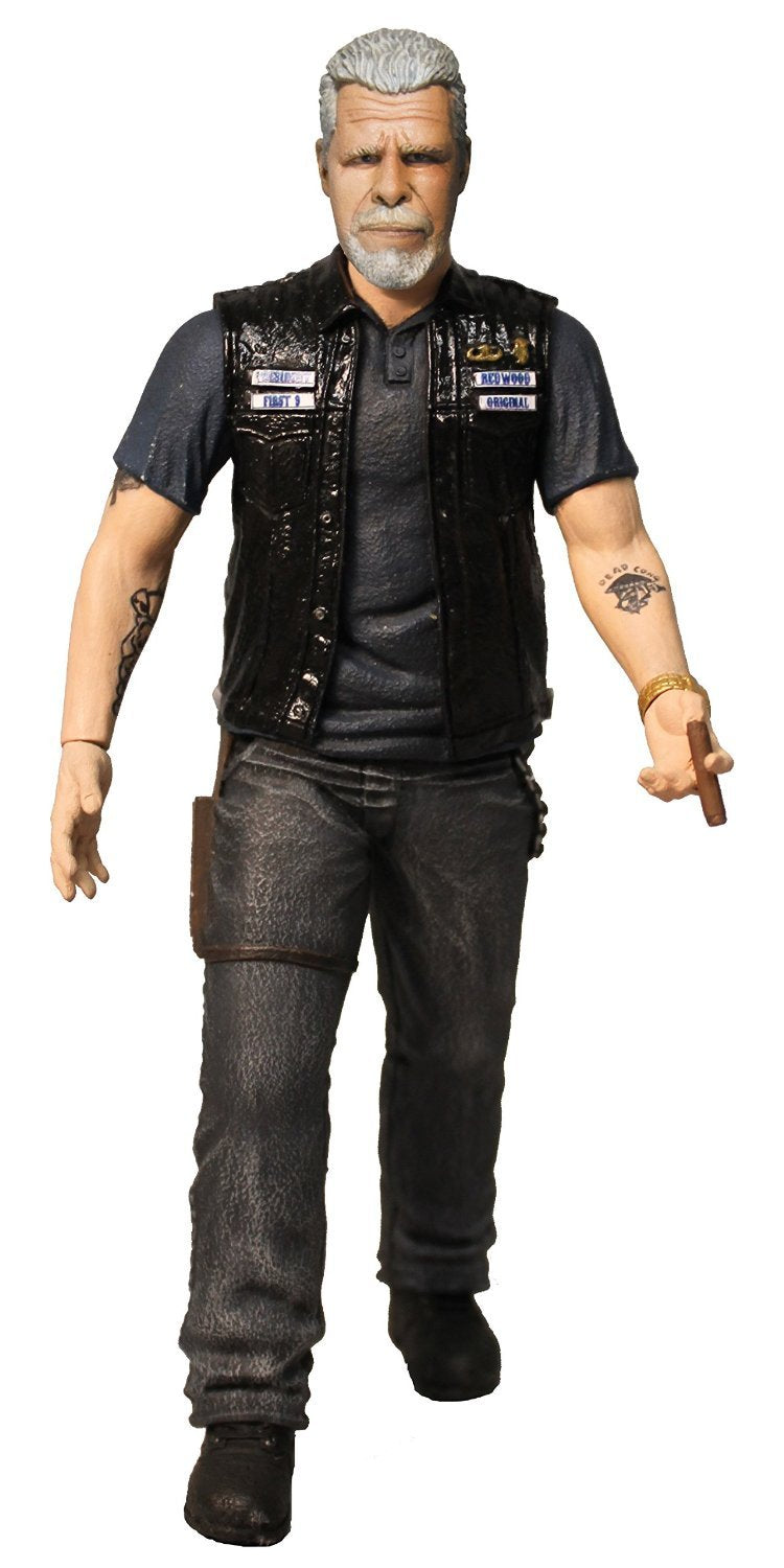 "Sons Of Anarchy Clay Morrow 6"" Figure"