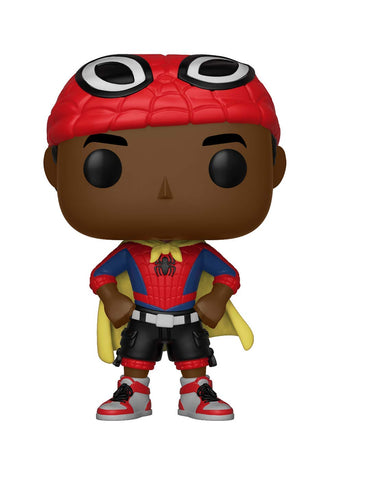 Pop! Bobble (Miles Morales w/Cape)