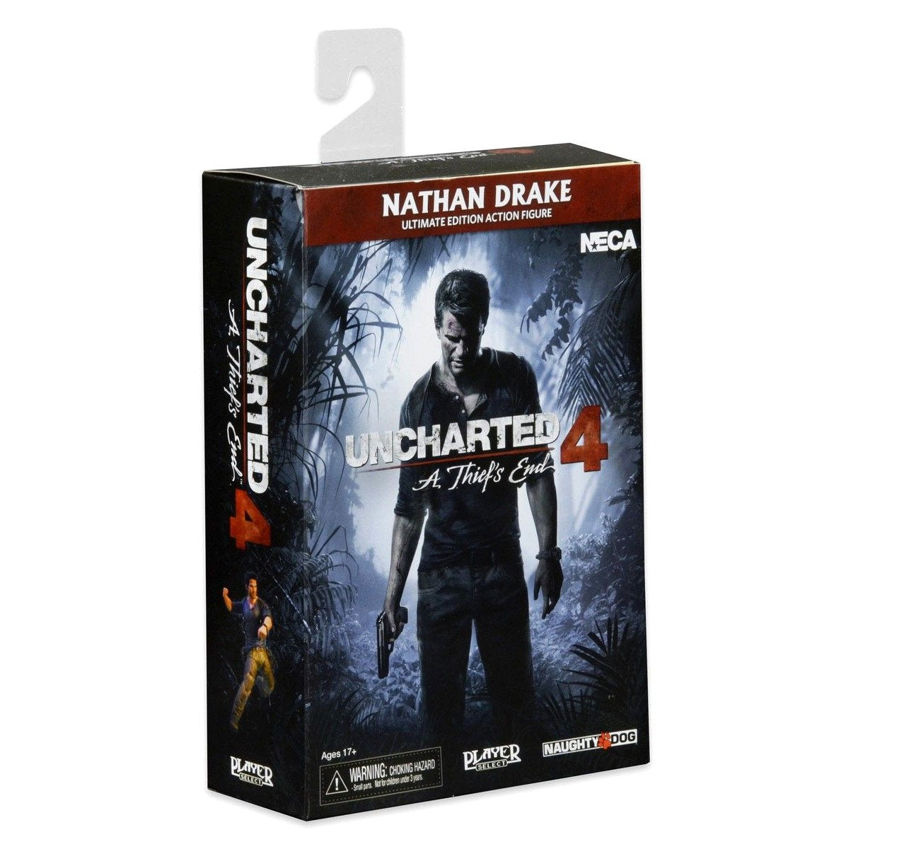 "Uncharted 4 7"" Scale Action Figure Ultimate Nathan Drake"