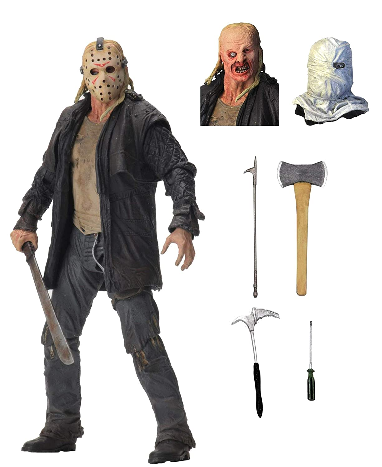 Ultimate Jason Voorhees (Friday the 13th 2009) Figure