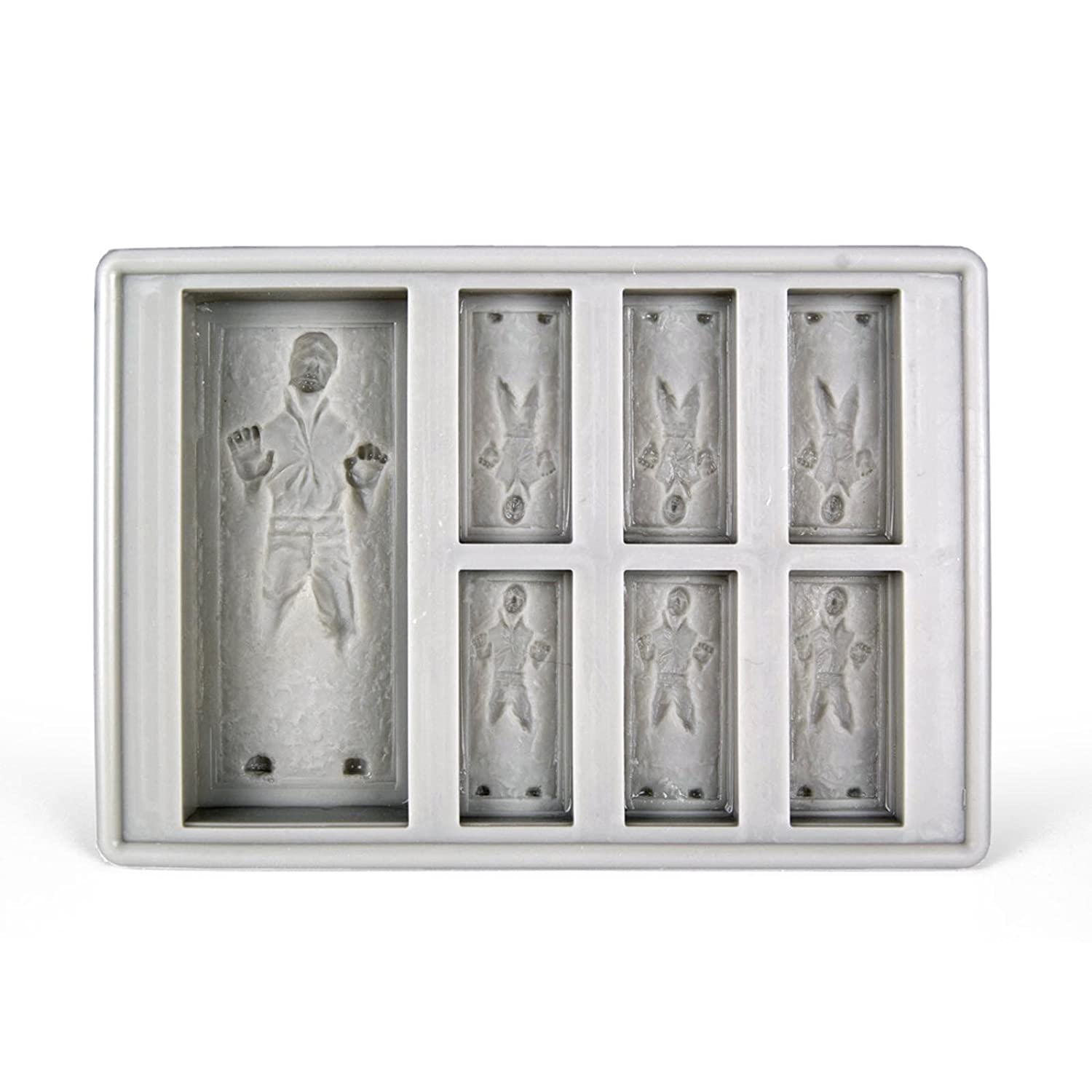 Star Wars Silicone Tray Han Solo In Carbonite