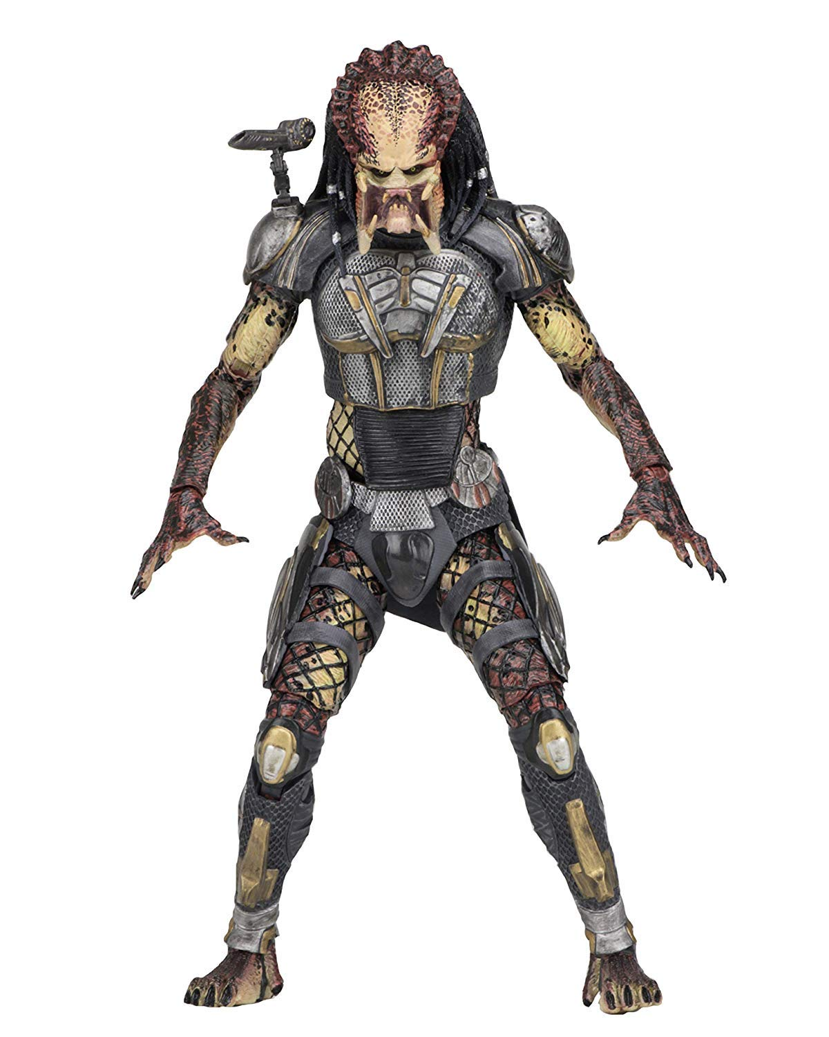 "Predator 2018 7"" Scale Action Figure Ultimate Predator"