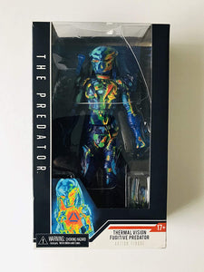Predator Action Figure Thermal Vision