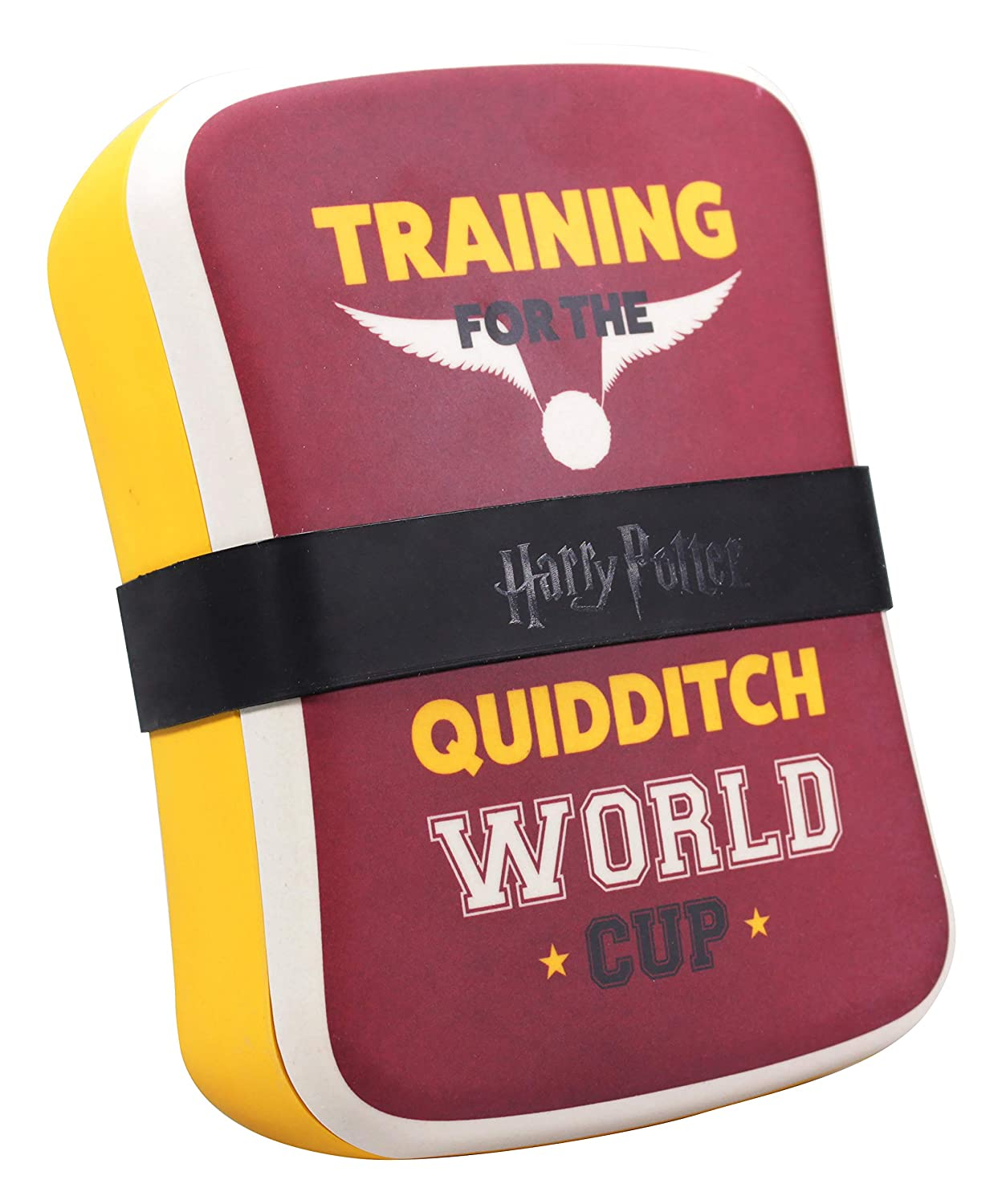 Bamboo Lunchbox Harry Potter (Quidditch)