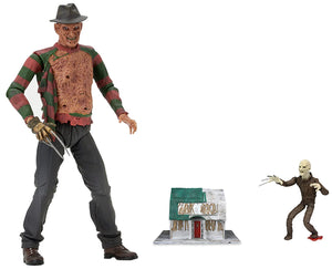 "Nightmare On Elm Street 7"" Action Figure Ultimate Dream"