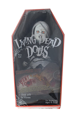Living Dead Doll Sweet Tooth B&W Halloween Exclusive