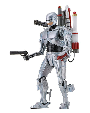"Robocop Vs The Terminator 7"" Scale Action Figure Ultimate Future Robocop"