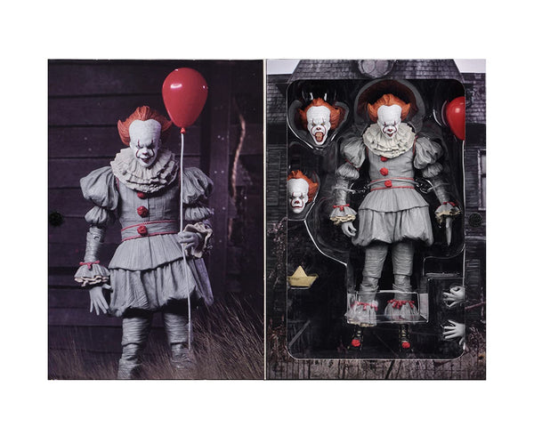 "IT 7"" Ultimate Pennywise 2017 Figure"