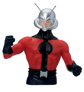 Marvel Bust Bank Ant Man
