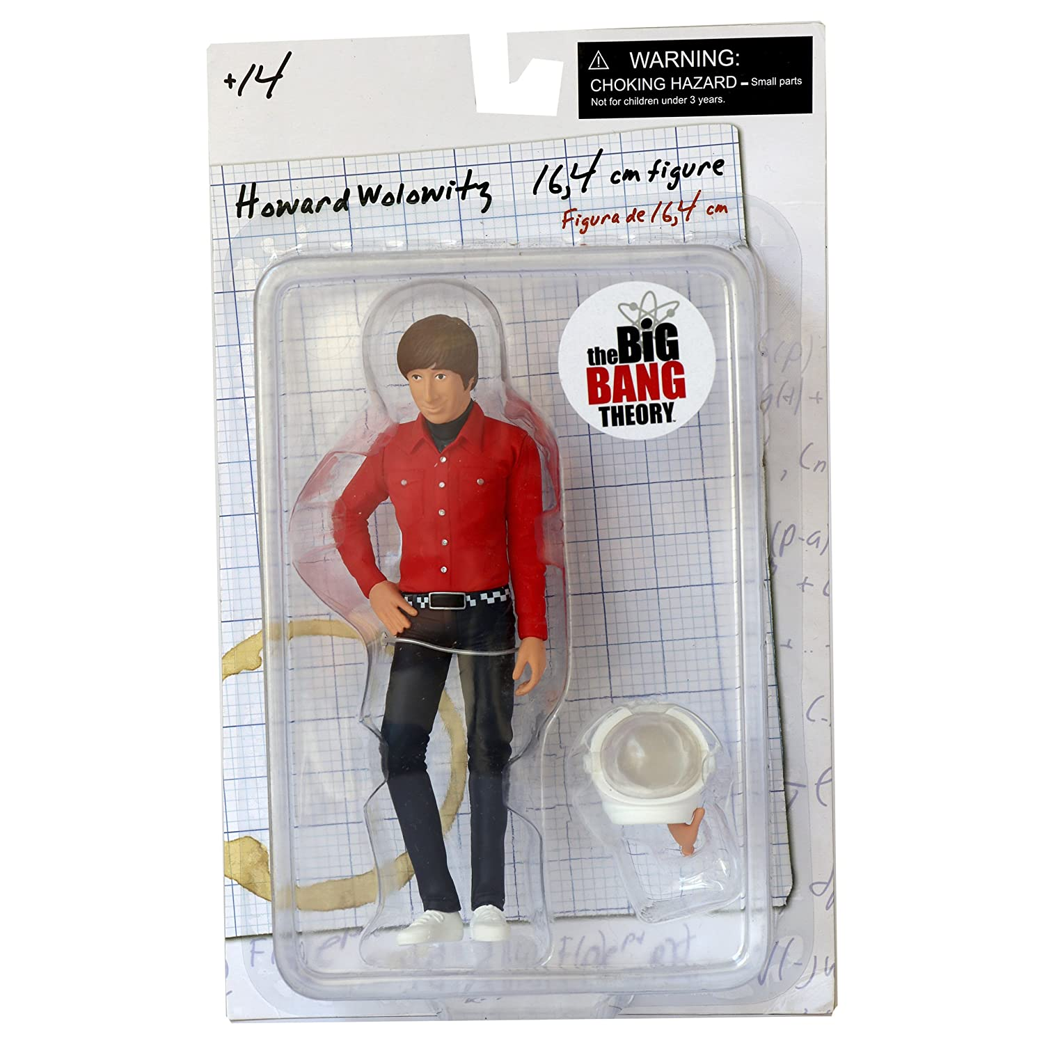Big Bang Theory (Howard Wolowitz) Figure