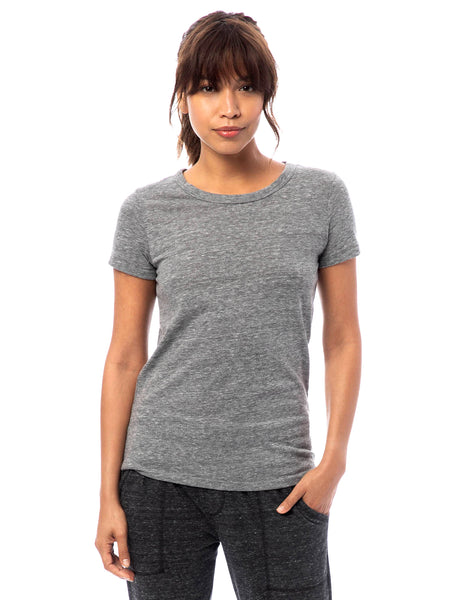 Ideal Eco-Jersey T-shirt in Eco Grey