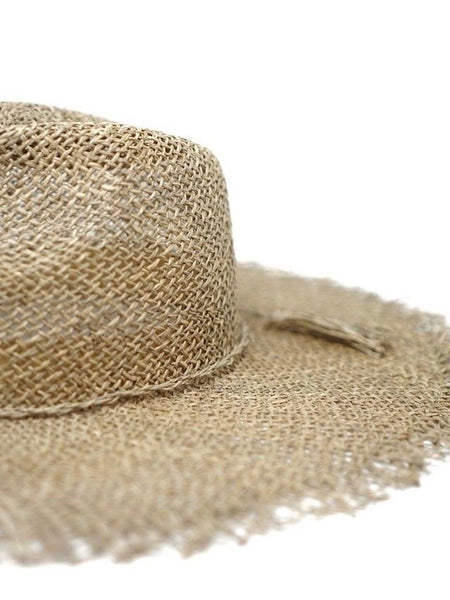 Laid Back Rancher Hat in Seagrass