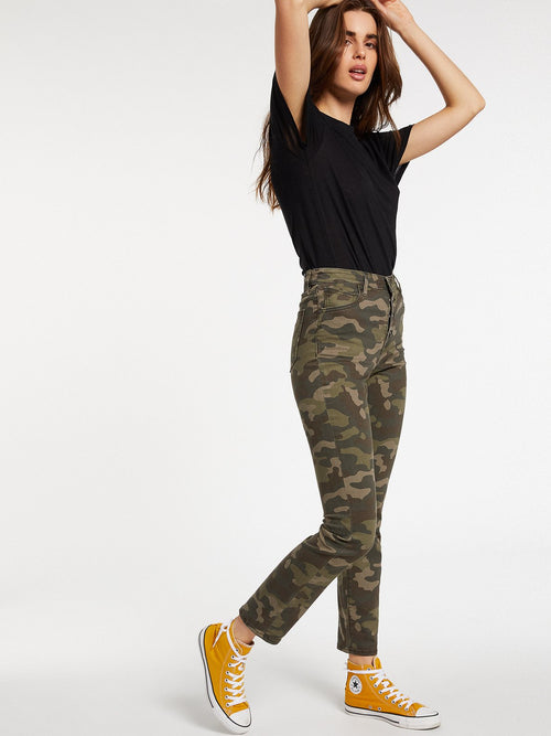Super Stoned Skinny in Camo