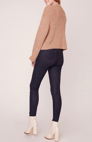 Speckle Occasion Cropped Cardi
