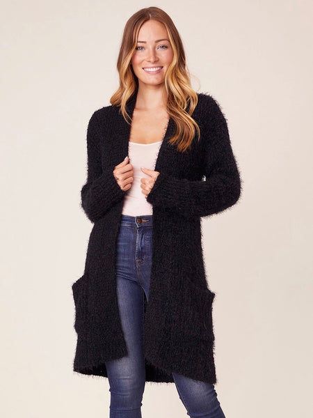 Cozy Express Cardigan