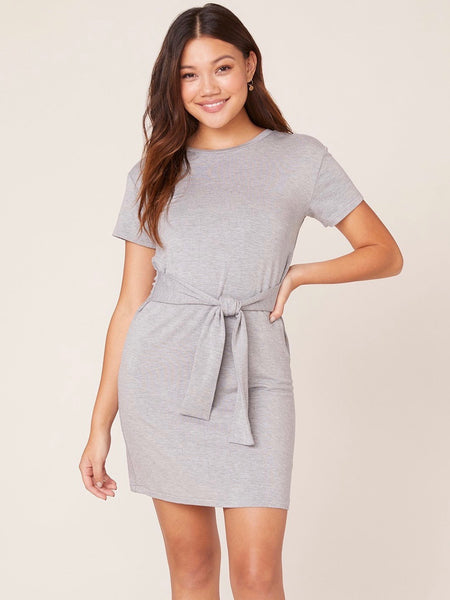 Eco-Jersey Flare T-shirt Dress