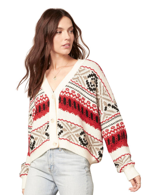 Back Country Cardi