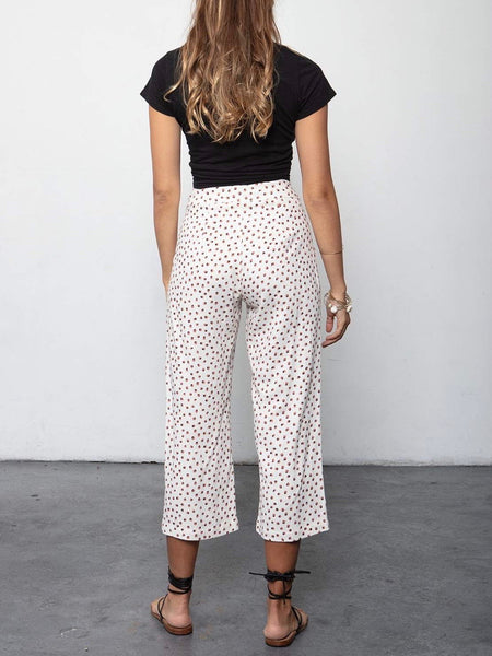 The Box Tie Pant in Bixby