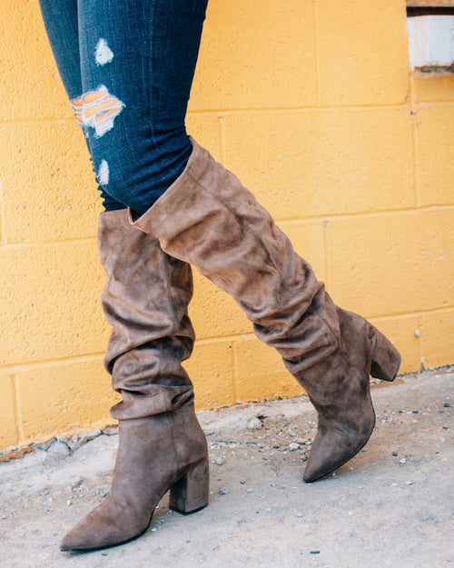Final Slouch Boot