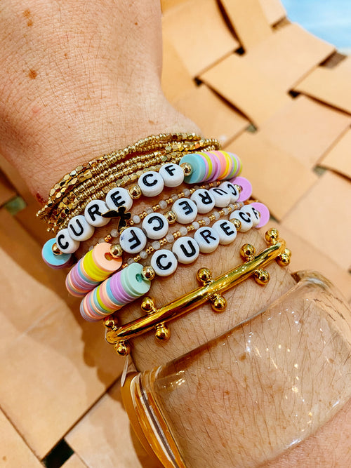 Onie & Sky Cure CF Bracelet in Cotton Candy