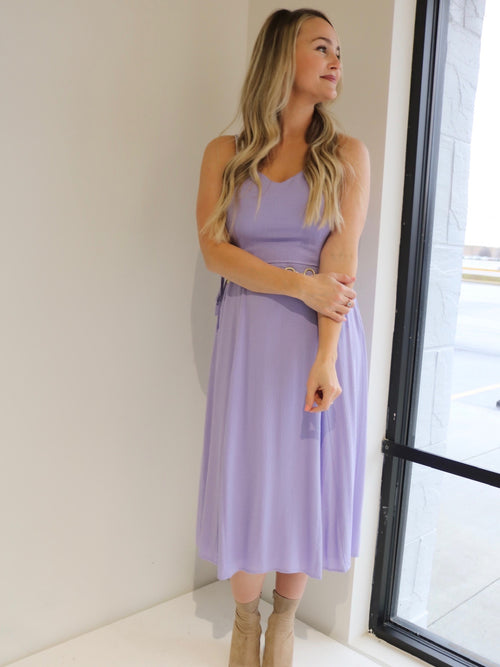 Figueroa Midi Dress