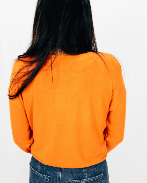 Ana Sweater in Marmalade