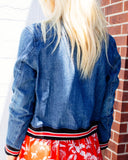 Time of Your Life Denim Jacket