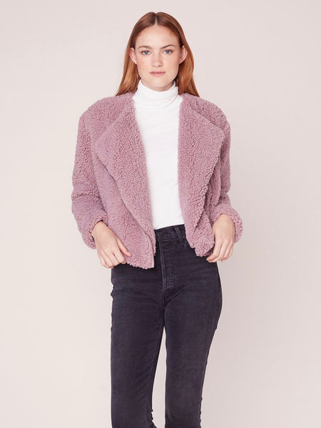 Country Roads Shearling Jacket