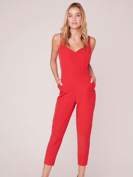 Falling Blossoms Jumpsuit