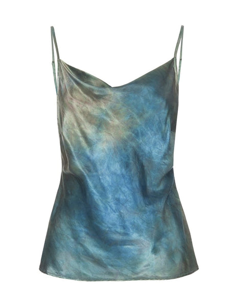 Maxine Cami in Hammered Satin