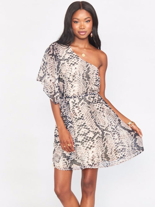 Trish Dress in Snake N Shake