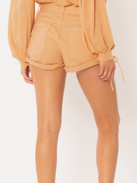 Crossroads Short in Sahara Sand