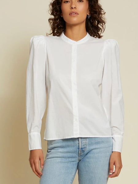 Tallulah Bold Shoulder Top