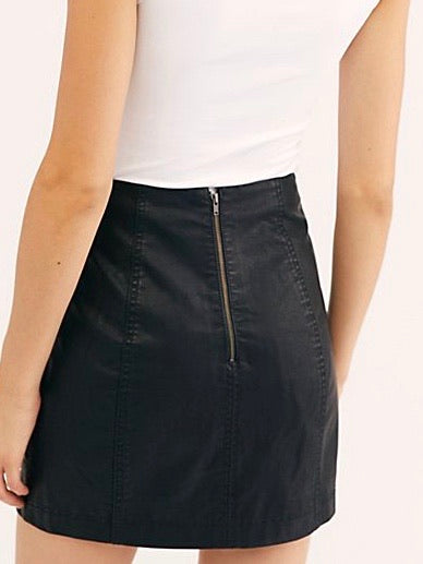Modern Femme Vegan Faux Leather Mini