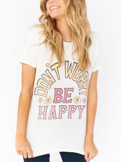 Thomas Tee in Be Happy