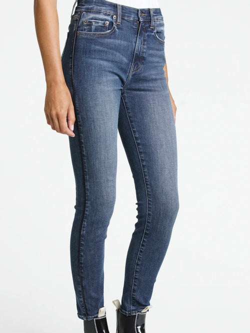 Aline High Waist Denim in Extra Extra