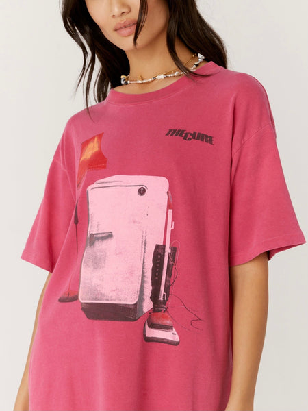 The Cure Imaginary Boys T-Shirt Dress