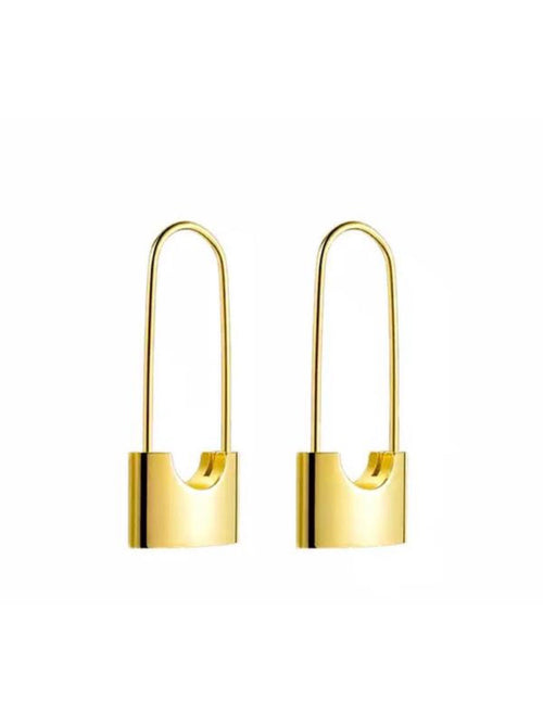 Codie Lock Earrings