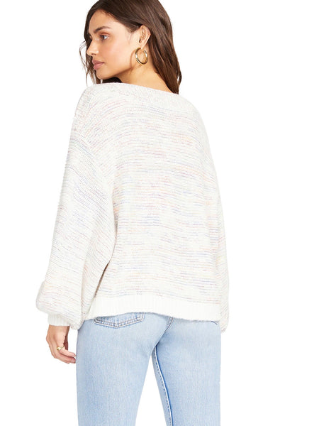 Speckle Edition Sweater