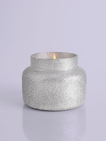 Frosted Fireside Glam Signature Jar