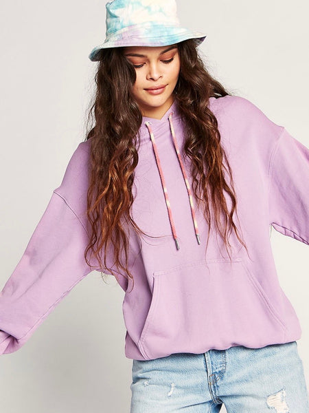 The Daydreamer Hoodie in Orchid
