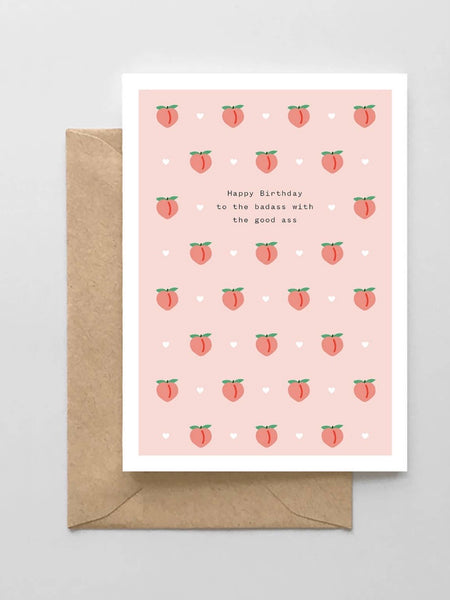 Greeting Card - Everything's Fine*