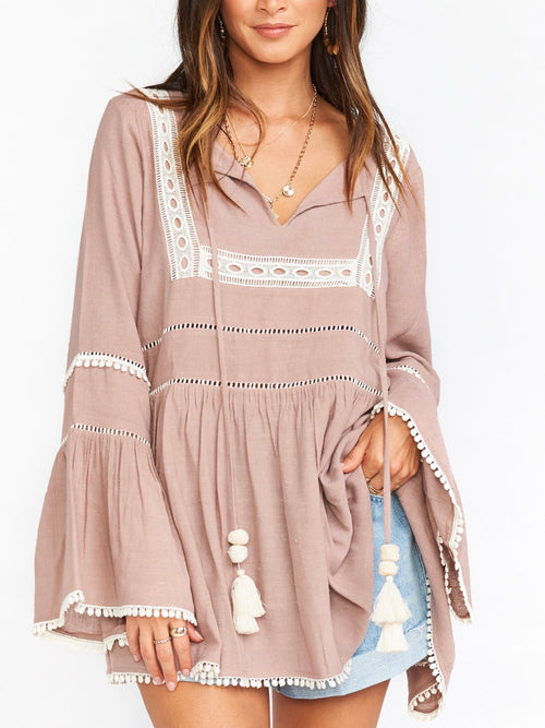 Romnia Tunic Dress